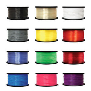 3D Printer Filament with 1KG //2.2 LBS Spool 1.75mm ABS for 3D Pen MakerBot