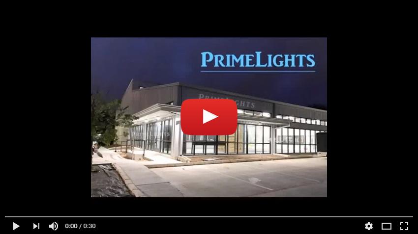 PrimeLights Portfolio Montage