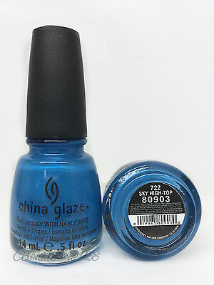 China Glaze Nail Lacquer- Nail Polish Collection Series 2 - Pick Any Color