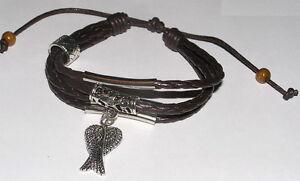 Supernatural-bracelet-ailes-de-Castiel-bracelet-cuir-Castiel-protection-bracelet