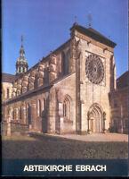 Wiemer, Abteikirche Ebrach ehem Zisterzienser Abtei Kr. Bamberg Oberfranken 1990