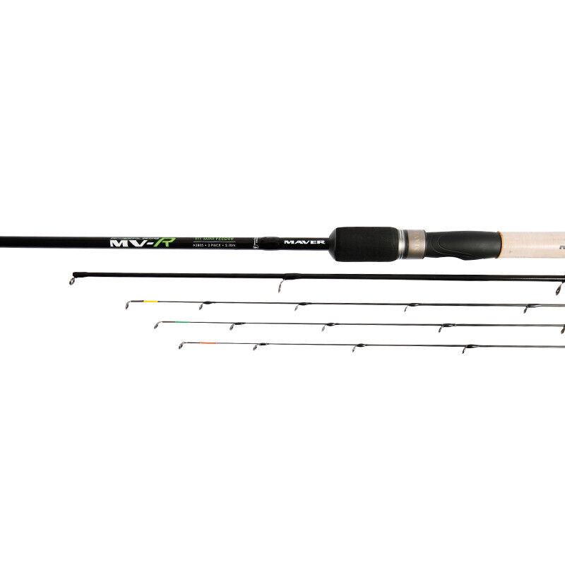 Maver MVR Commercial 11ft 2pc Feeder Rod New 2018 - Free Delivery