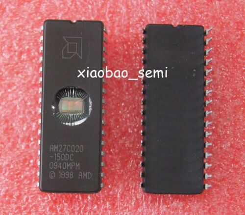 20pcs AM27C020-150DC 27C020 CDIP 32 AMD