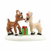 Department 56 North Pole Village A Gift From Rudolph Accessory, 1.75-inch, New, on sale