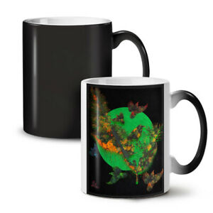 Bird Freedom Life NEW Colour Changing Tea Coffee Mug 11 oz | Wellcoda