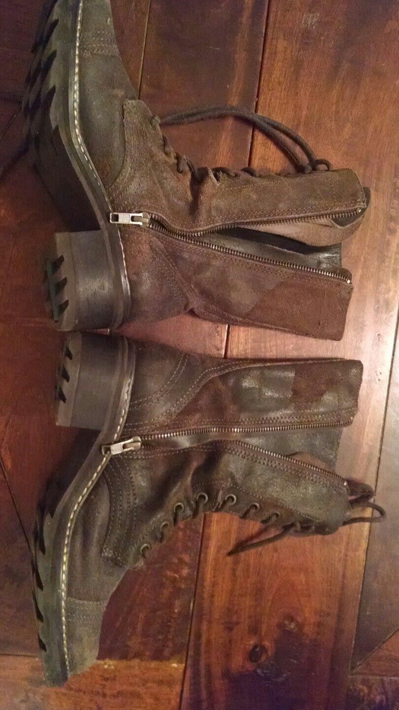 Donald Pilner womens boots size 8