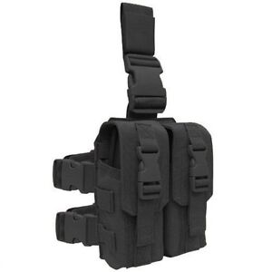 condor drop leg mag pouch for 5 56 223 black ma65 689741665091