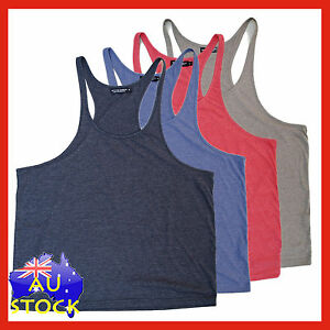 Activewear Tops Clothing, Shoes & Accessories Strong-Willed Mens Invictus Stringer Gym T Back Y Back Gym Singlet Body Building Inv-mss1-ct