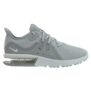d57a5d4052de Nike Air Max Sequent 3 Running Shoe Wolf Grey White-Pure Platinum ...