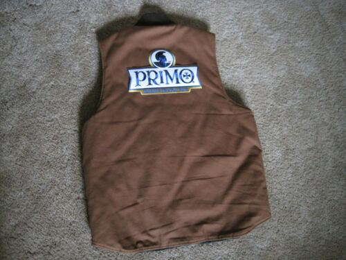BEER PATCH PRIMO HAWAII/'S ORIGINAL BEER LARGE BACK SIZE LOOK AND BUY*
