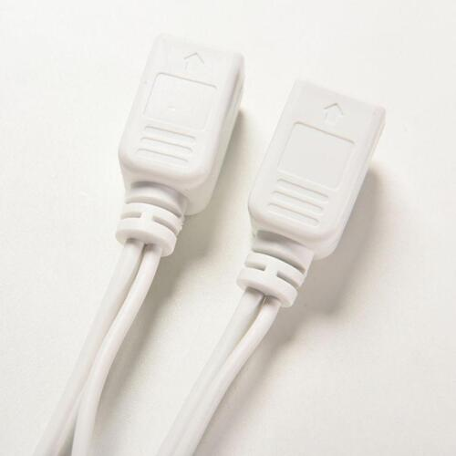 Power Over Ethernet Passive PoE Adapter Injector Splitter Kit PoE Cable White