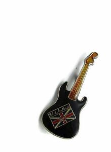 Details about Iconic ROCK ROLL History - RARE The Who Kids Are Alright  Guitar Pin 1960s Lapel