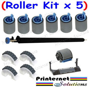 HP 4000//4050 Paper Path Roller Kit