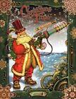 Christmas Time, Christmas Journal Series: Steampunk Santa Claus by Lowry Global Media LLC (Paperback / softback, 2012)