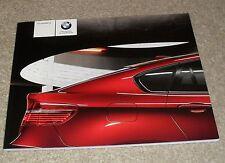 BMW X6 Brochure 2008 - xDrive 30d 35d 35i 50i