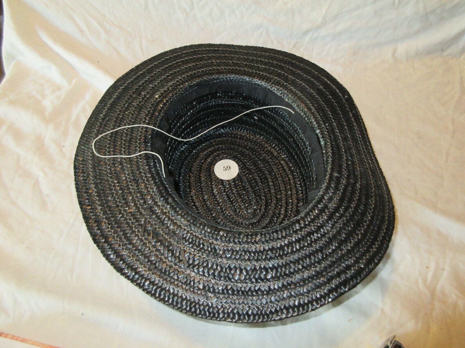 "Ladies Hat , Vintage , VENEZIA, #59 , 8""X7"" Opening , B"