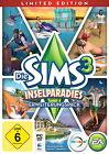 Die Sims 3: Inselparadies - Limited Edition (PC/Mac, 2013, DVD-Box)