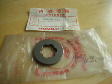 NOS HONDA ELSINORE CR 125 RD RE 1983-84 CLUTCH SPLINE WASHER 90456-KA3-710 EVO