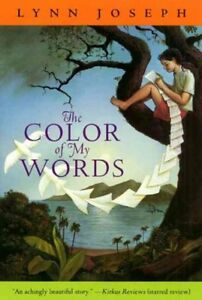 Color-of-My-Words-Paperback-by-Joseph-Lynn-Brand-New-Free-shipping-in-the-US