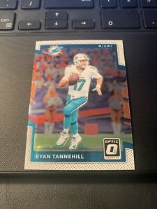 2017 Panini Donruss Optic Football RYAN TANNEHILL #68 *DOLPHINS