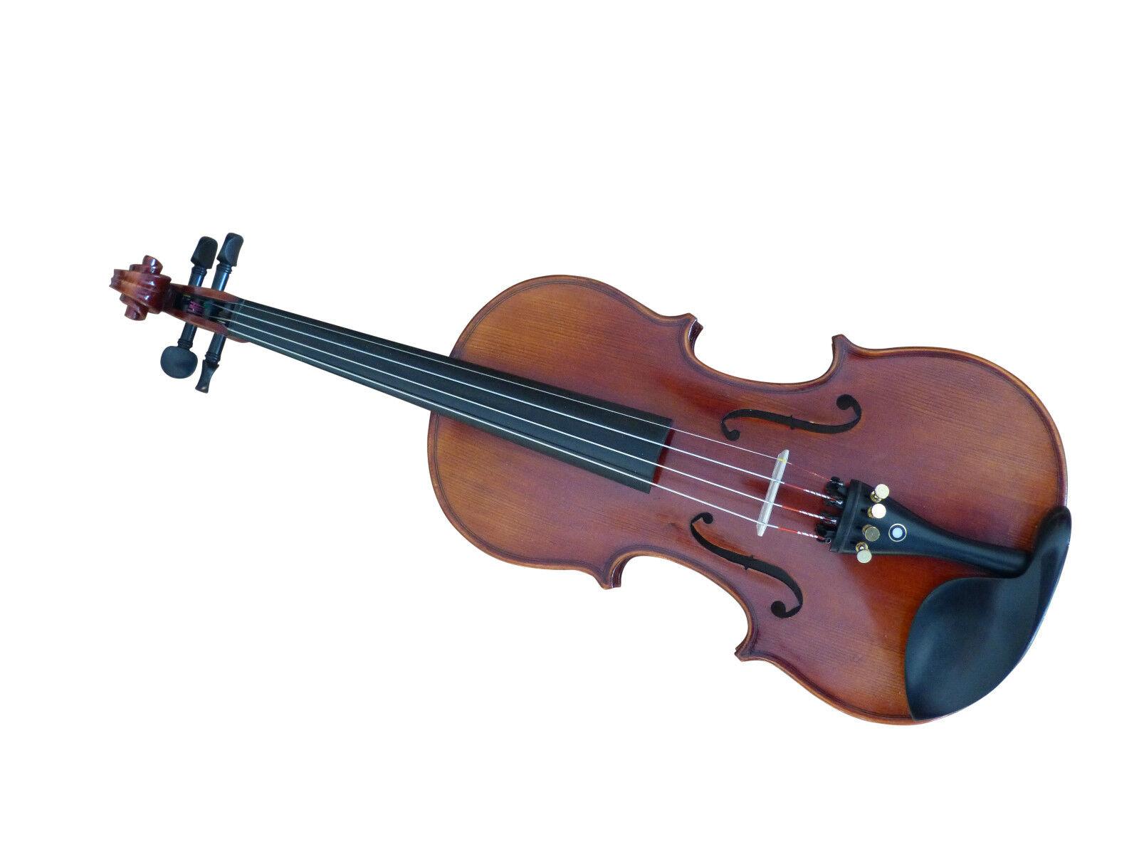 3 4 Geige Violine im Koffer, top Qualität, neu
