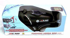 Details about X-Lab Torpedo Versa 500 Carbon Black Triathlon Hydration  System Xlab