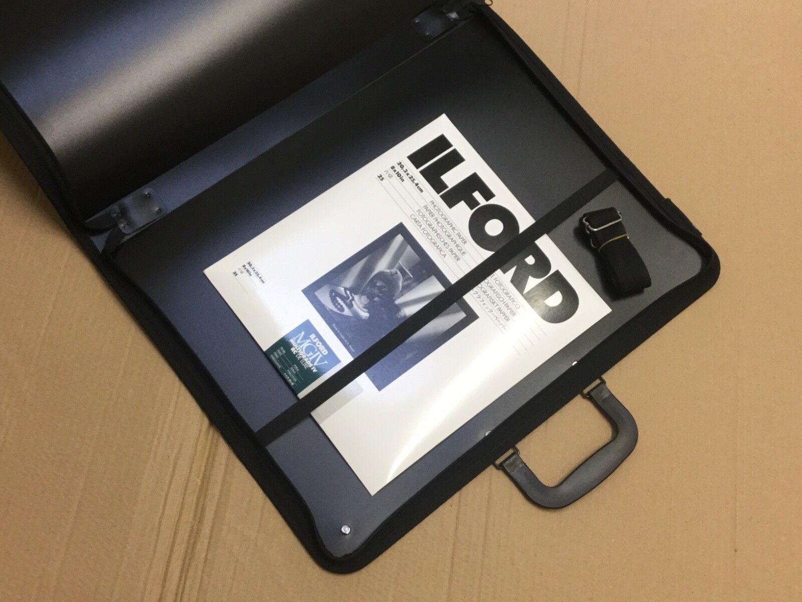 A3 University Student Arts Photography Zip Portfolio Case (Weatherproof)