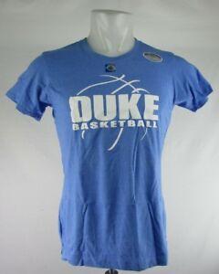 fc29ae797952 Duke Blue Devils Women s Blue White Basketball T Shirt NCAA S L XL ...