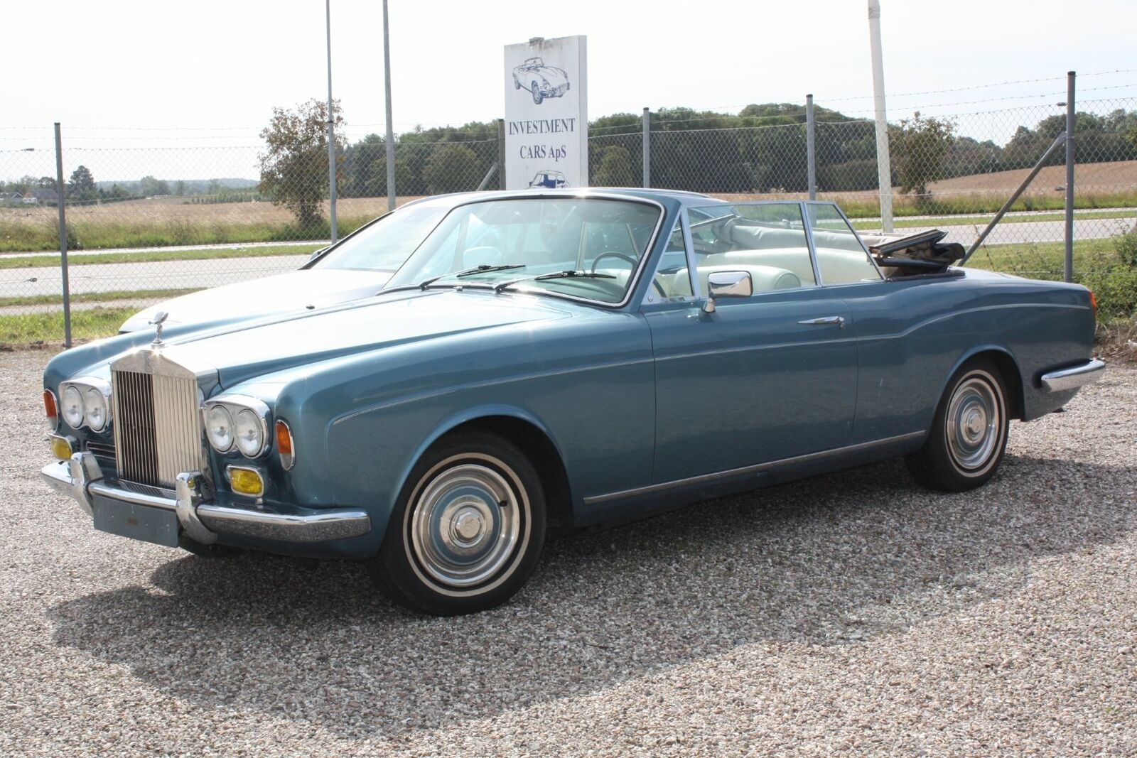 Rolls Royce Corniche 6,8 V8 2d