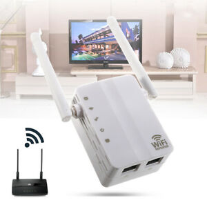 300Mbps-Wireless-Extender-WiFi-Repeater-Signal-Booster-Network-Router-EU-Plug