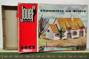 Boite-Vide-JOUEF-SNCF-HO-pour-CHAUMIERE-en-BRIERE-ref-1977-TBE