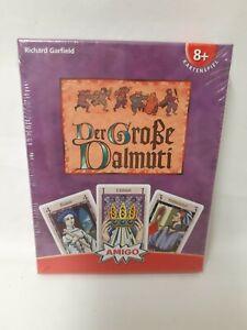 El-Gran-Dalmuti-por-Richard-Garfield-juego-de-cartas-amigo-nuevo-en-el-embalaje-original