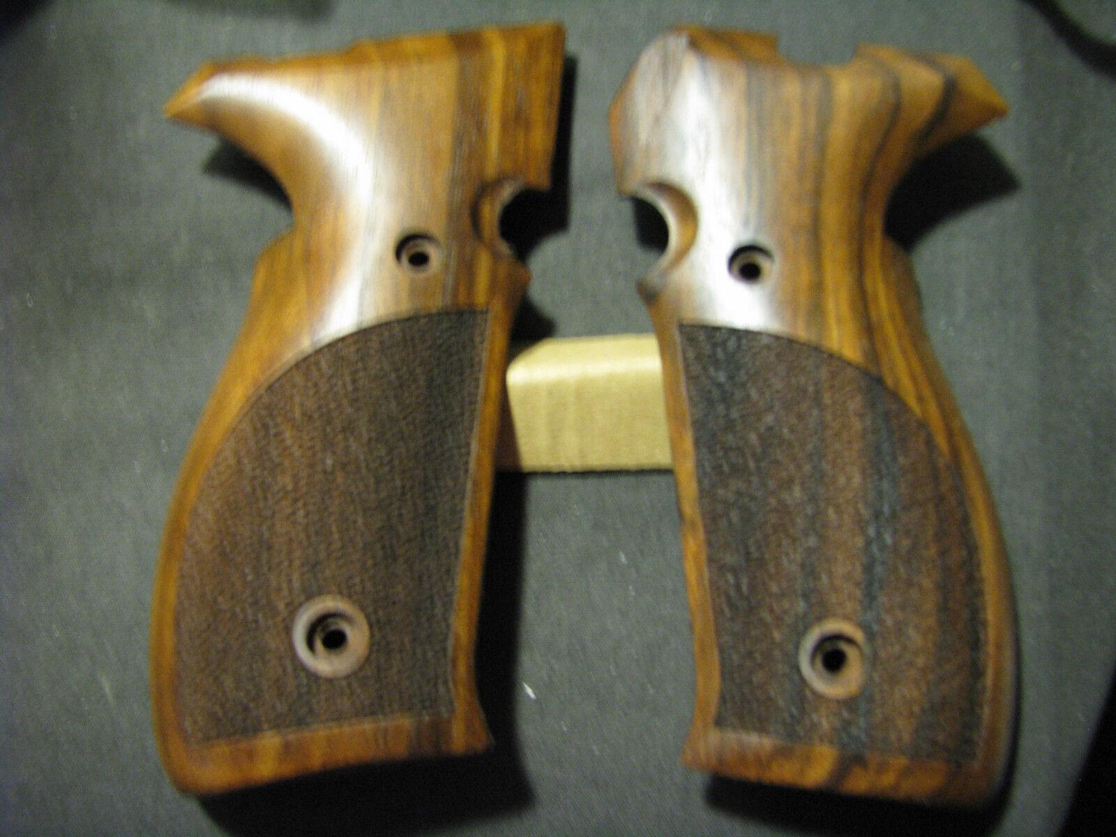 Pistola apretones para SIG MOSQUITO GSG Firefly Nogal eritrosis interfolicular en collar-Hermoso