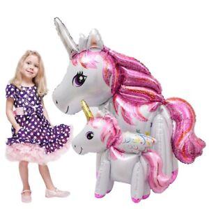 Giant-Rainbow-Unicorn-Balloons-Happy-Birthday-Party-Decoration-Kids-Favor-Gift