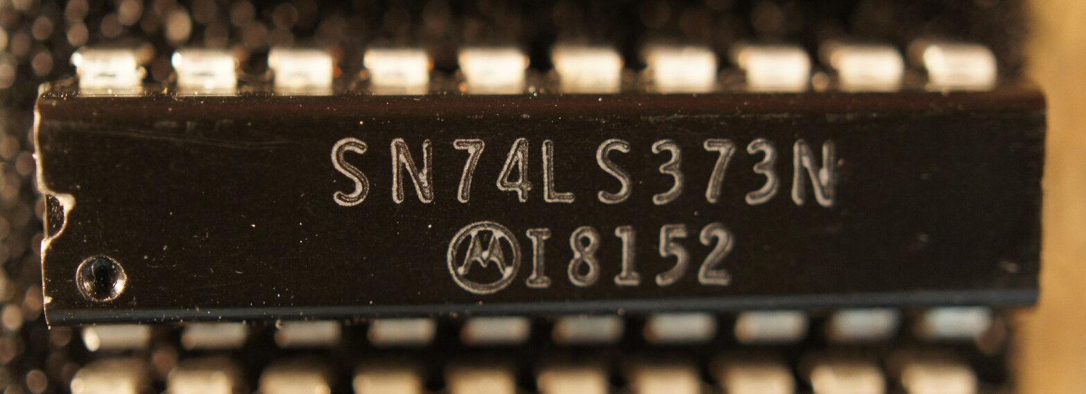 SN74LS377N TI INTEGRATED CIRCUIT X2pcs