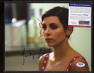 Jamie-Lynn Sigler Signed 8x10 Photo PSA//DNA COA Autograph AUTO Stock Photo