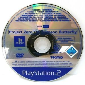 Project-Zero-II-2-Promo-Version-Playstation-2-ps2-Full-Game-TOP
