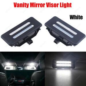 2x-Error-Free-LED-SMD-Vanity-Mirror-Visor-Light-For-BMW-E60-E90-E70-E71-E84-F25