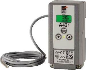 Johnson Controls A421ABC-02 A419ABC-1 120/240V SPDT -30/212 1-30Dif - New OEM