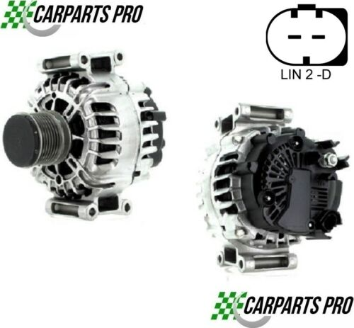 Lichtmaschine 120A Mercedes C-Klasse W204 S204 C 180 200 250 CGI Kompressor