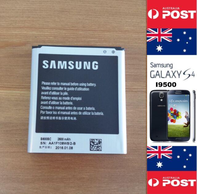 Samsung Galaxy S4 I9500 Good Quality B600BC - No NFC -  Local Brisbane Seller