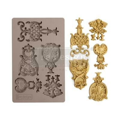 Prima Marketing Silicone Mould Mold REGAL FINDINGS Food Resin Clay Chocolate