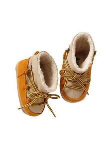 GAP Baby Boy / Girl NWT 3-6 Months Beige / Sherpa Winter ...