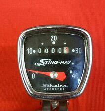 Vintage NOS  Schwinn Sting Ray Speedometer Head