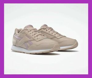Basket-Reebok-Classic-Royal-Glide-Women-Sneakers-Beige-Pink-Rose-CN7201-Eur-37