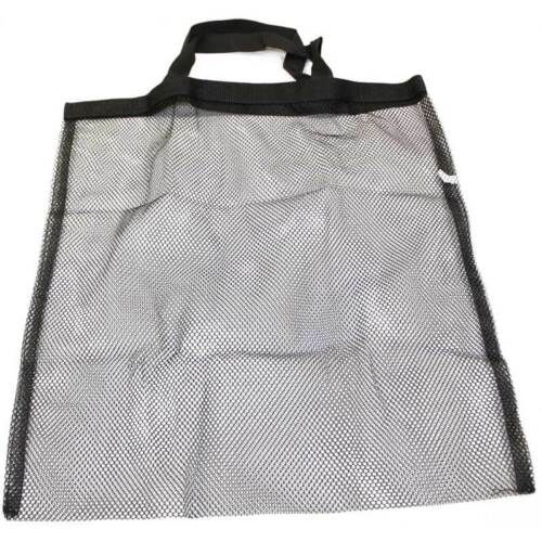 Mesh Tote Carry Bag w// Handle for Clothing Towels Blanket Baby Travel Beach Food