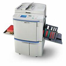 Riso Rp3700 Color High Speed Digital Duplicator