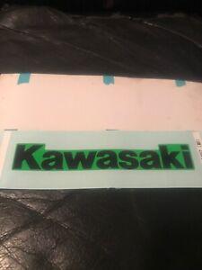 Kawasaki-Green-Decal