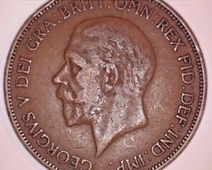 1936-Georgivs-V-Great-Britain-One-Penny-Cent-Coin