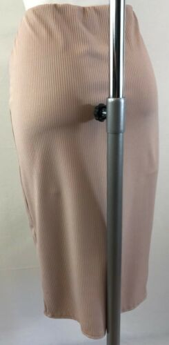 Ladies new Pink Midi Skirt Size 10 12 14 16 18 20